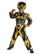 Transformers Age Of Extinction Boys Toddler Bumble Bee Costume