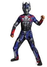 Optimus Prime Classic Boys Transformers Costume