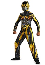 Bumblebee Classic Boys Transformers Costumes