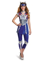 Optimus Prime Movie Woman Transformers Costume