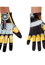 Transformers Age Of Extinction Bumble Bee Adult Men Gloves
