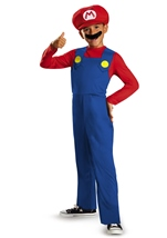 Super Mario Classic Boys Costume