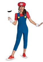 Super Mario Girl Tweens Costume