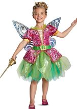Pirate Tinkerbell Girls Costume
