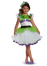 Disney Pixar Toy Story Buzz Lightyear Tutu Dress Prestige Girls Costume