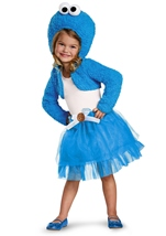 Cookie Monster Girls Costume