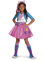 Equestria Pinkie Pie Girls Pony Deluxe Costume
