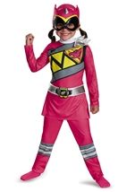 Pink Power Ranger Dino Charge  Halloween Costume