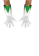 Green Power Ranger Men Gloves