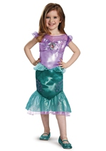 Disney Ariel Mermaid Princess Girls Costume