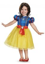 Snow White Disney Princess Girls Costume