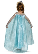 Kids Elsa Frozen Disney Princess Girls Costume