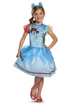 Rainbow Dash My Little Pony Girls Costume