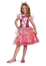 Pinkie Pie Deluxe Girls Little Pony Costume