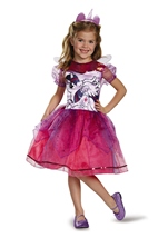 Twilight Sparkle Deluxe Girls Pony Costume