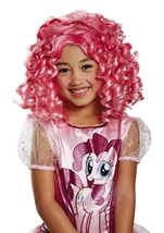 Pinkie Pie Girls Wig