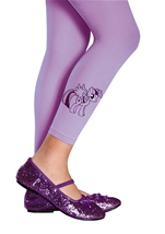 Twilights Sparkle Girls Tights