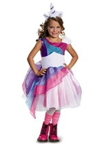 Unicorn Girl Deluxe Costume