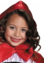 Little Red Riding Hood Girls Halloween Costume