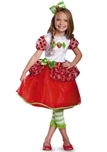 Strawberry Shortcake Girls Costume