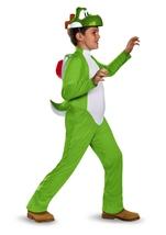 Yoshi Mario Deluxe Boys Halloween Costume