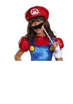 Mario Girls Super Mario Halloween Costume