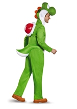 Yoshi Mario Deluxe Men Halloween Costume