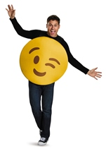 Wink Funny Halloween Costume Adult