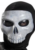 Skeleton Ninja Muscle Boy Halloween Costume
