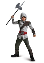 Assassin Muscle Chest Boys Deluxe Costume