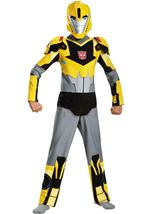 Bumblebee Animated Boys Costume