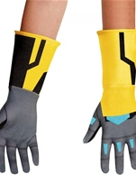 Bumblebee Animated Kids Gloves