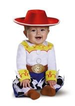 Jessie Deluxe Toddler Costume