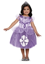 Sofia Disney Princess Girls Costume
