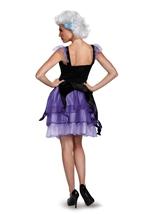Ursula Disney Woman Deluxe Halloween Costume