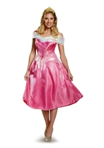 Aurora Disney Princess Woman Costume