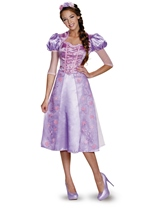 Rapunzel Disney Princess Woman Costume