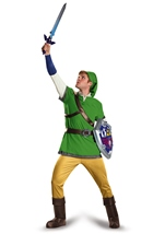 Zelda Link Hyalin Men Costume