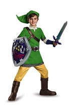 Zelda Link Hyalin Boys Halloween Costume