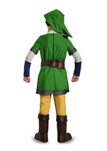 Kids Zelda Link Hyalin Boys Costume
