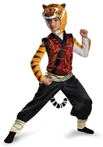 Tigress Kung Fu Panda Girls Costume