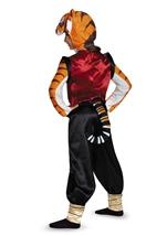 Tigress Kung Fu Panda Girls Halloween Costume