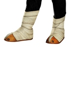 Kung Fu Panda Poo Boot Covers