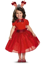 Olivia Deluxe Girls Halloween Costume