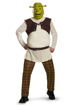 Shrek Deluxe Men Costume