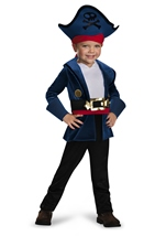 Captain Jake Pirate Boys Costume