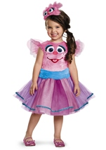 Abby Cadabby Girls Costume