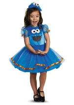 Cookie Monster Deluxe Tutu Costume