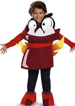 Mixels Infernite Zorch Boys Costume