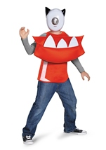 Mixels Infernite Vulk Boys Costume